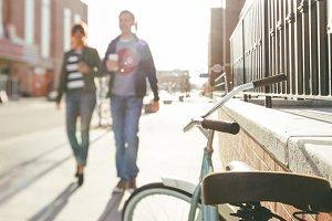 Pedestrian Life