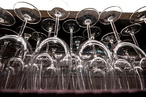 Wineglass Drying