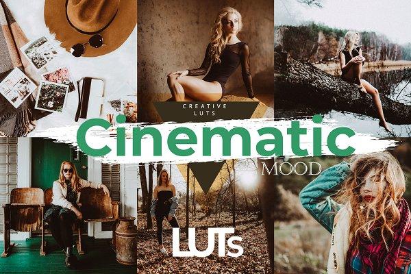 Cinematic Mood Luts