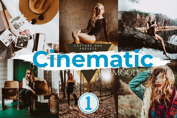 Cinematic Mood Capture One Presets