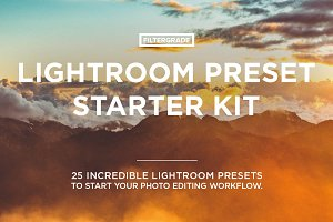 Lightroom Preset Starter Kit