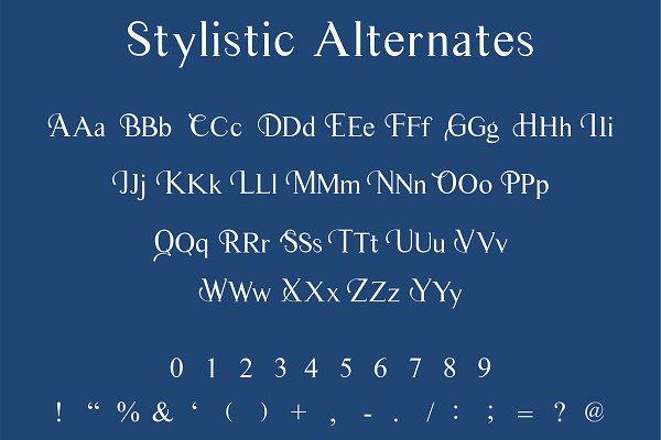 Cityp Serif Font