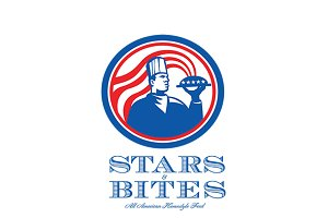 Stars Bites All American Homestyle F