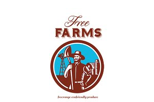 Free Farms Freerange Ecofriendly Pro