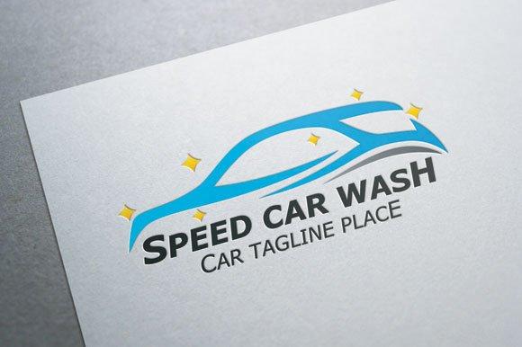 Car Wash Logo Photos Graphics Fonts Themes Templates Creative