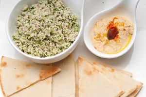 tabouli couscous  and hummus with pita bread 14.jpg