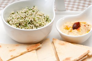 tabouli couscous  and hummus with pita bread 13.jpg