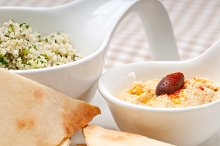 tabouli couscous  and hummus with pita bread 18.jpg