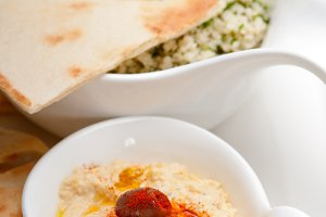 tabouli couscous  and hummus with pita bread 23.jpg