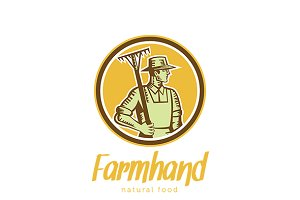 Farmhand Natural Logo