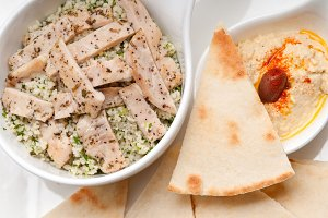 tabouli couscous  and hummus with pita bread 32.jpg