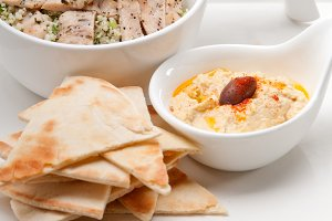 tabouli couscous  and hummus with pita bread 49.jpg