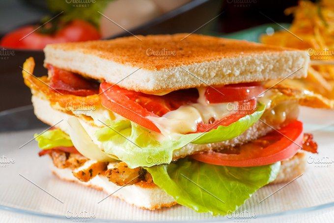 club sandwich 9.jpg - Food & Drink