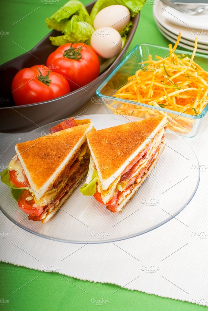 club sandwich 14.jpg - Food & Drink