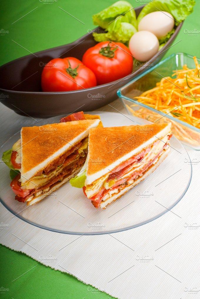 club sandwich 16.jpg - Food & Drink