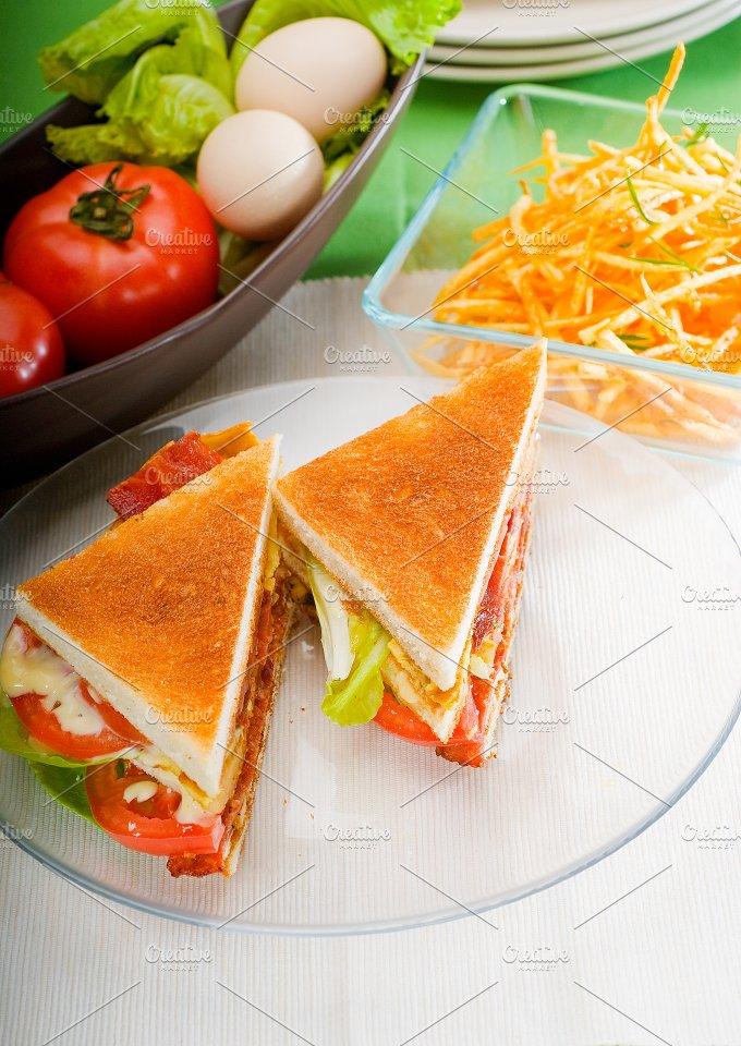 club sandwich 19.jpg - Food & Drink