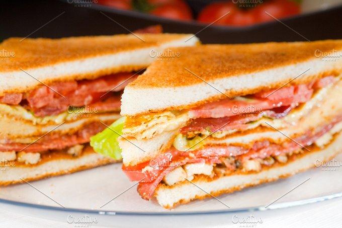 club sandwich 20.jpg - Food & Drink