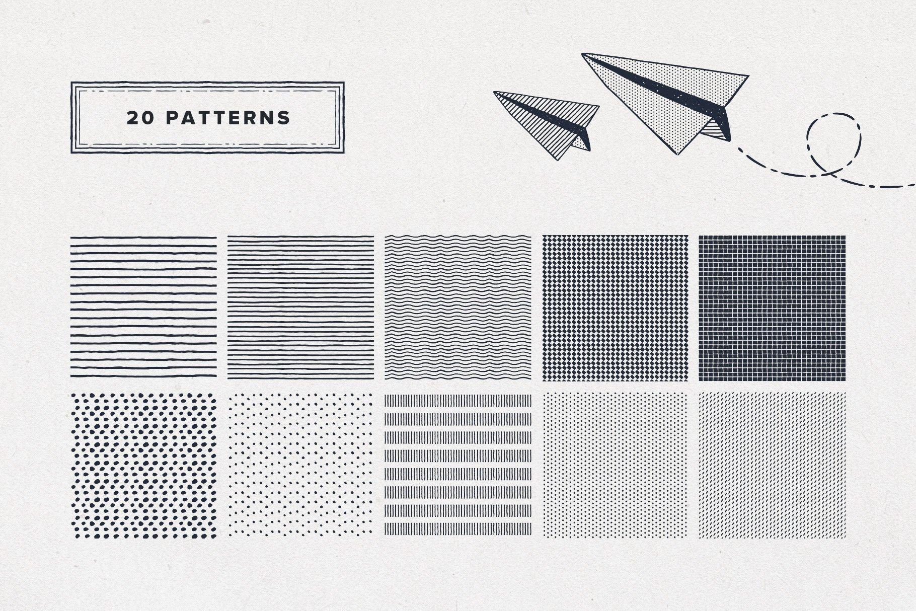 7 patterns 7