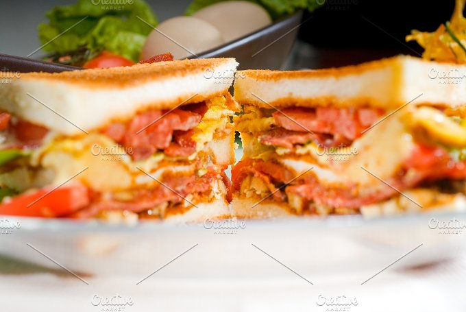 club sandwich 21.jpg - Food & Drink