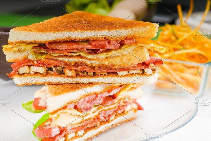 club sandwich 26.jpg - Food & Drink