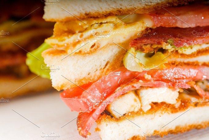 club sandwich 30.jpg - Food & Drink