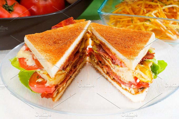club sandwich.jpg - Food & Drink