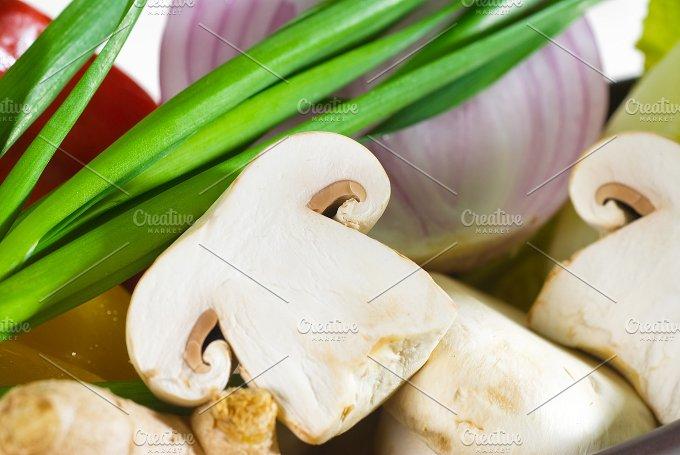 vegetables ingredients 3.jpg - Food & Drink