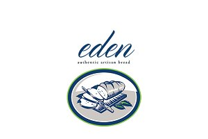 Eden Authentic Artisan Bread Logo
