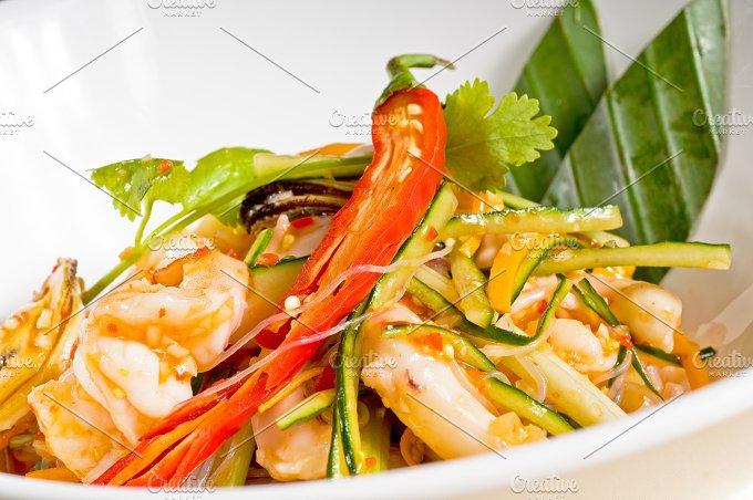 thai seafood salad 11.jpg - Food & Drink