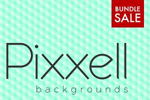 (SALE) Pixxell Backgrounds Bundle