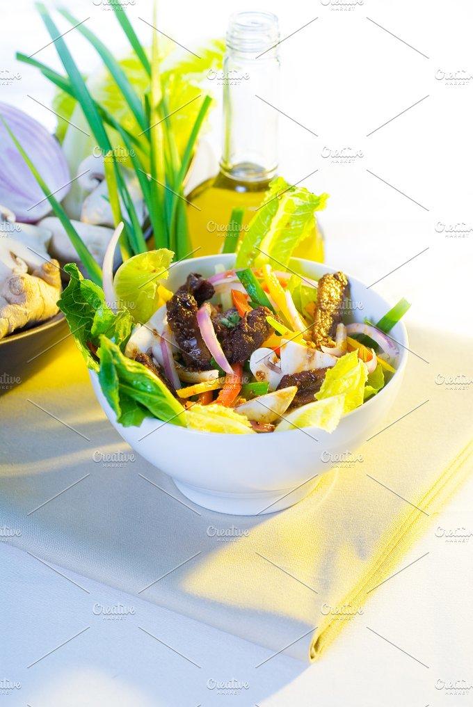 thai salad 9.jpg - Food & Drink