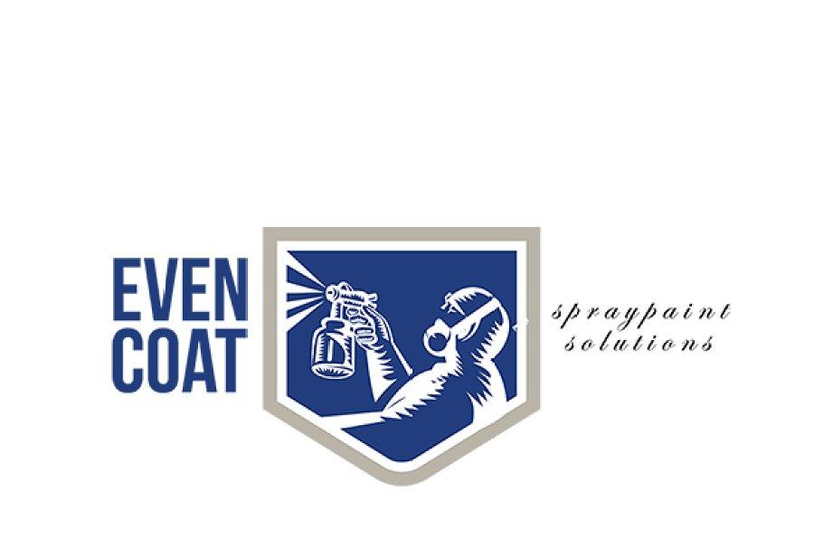 Even Coat Spraypaint Solutions Logo