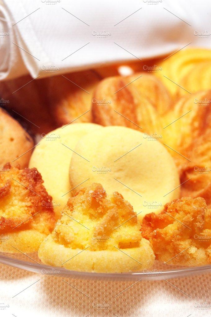tea pastry assortment 03.jpg - Food & Drink