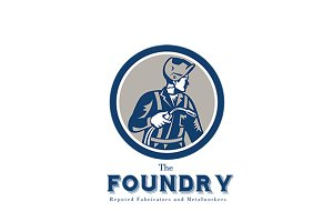 Foundry Metalworkers Logo
