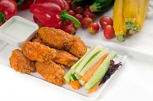 spicy chicken wings and vegetables 06.jpg