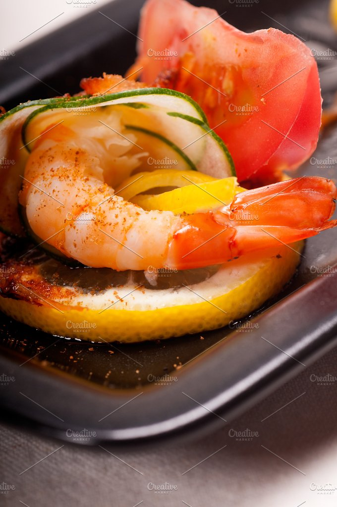 shrimps appetizer snack 06.jpg - Food & Drink