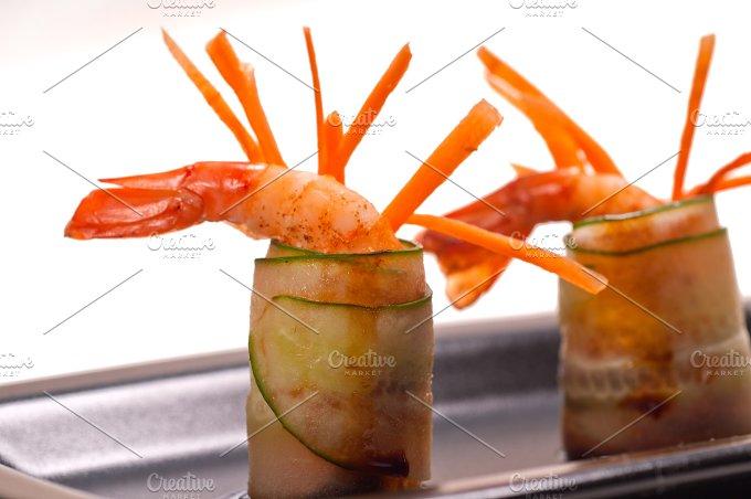 shrimps appetizer snack 10.jpg - Food & Drink
