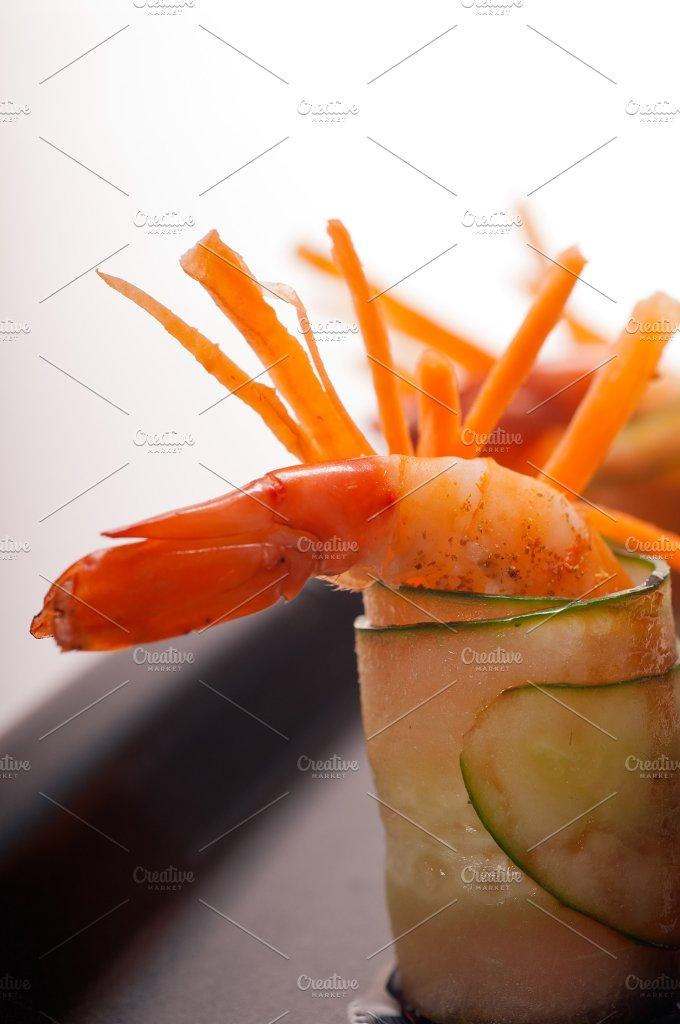 shrimps appetizer snack 14.jpg - Food & Drink
