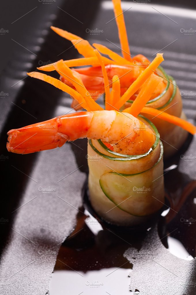 shrimps appetizer snack 20.jpg - Food & Drink