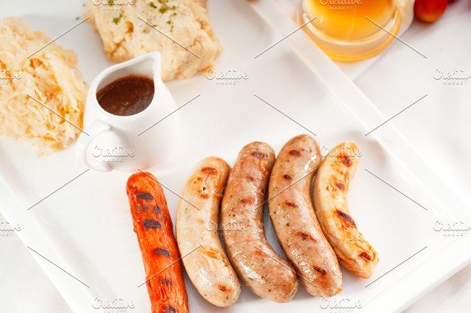 selection of German Wurstel 04.jpg - Food & Drink