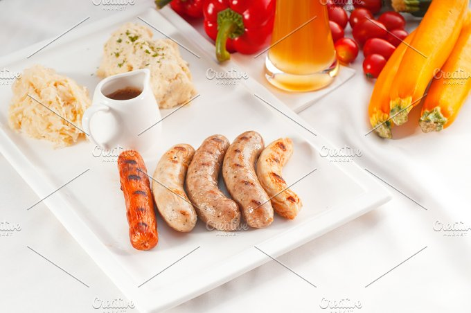 selection of German Wurstel 06.jpg - Food & Drink
