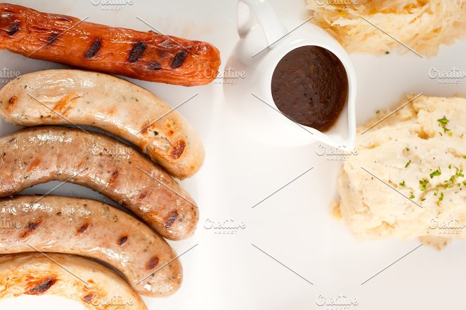 selection of German Wurstel 14.jpg - Food & Drink
