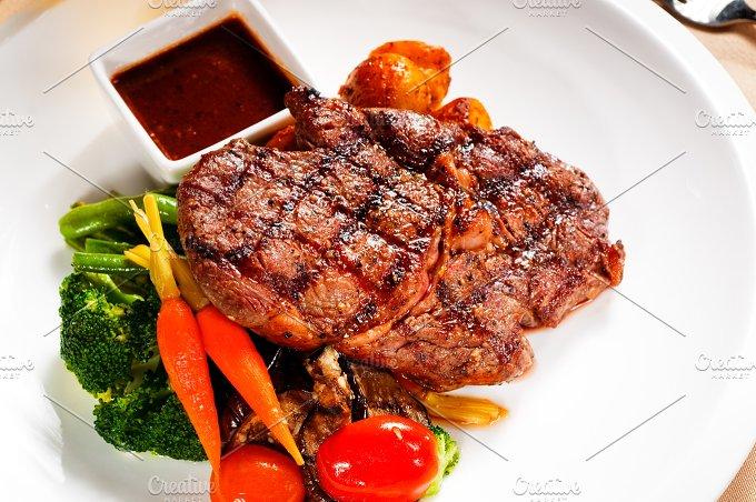 ribeye steak 05.jpg - Food & Drink