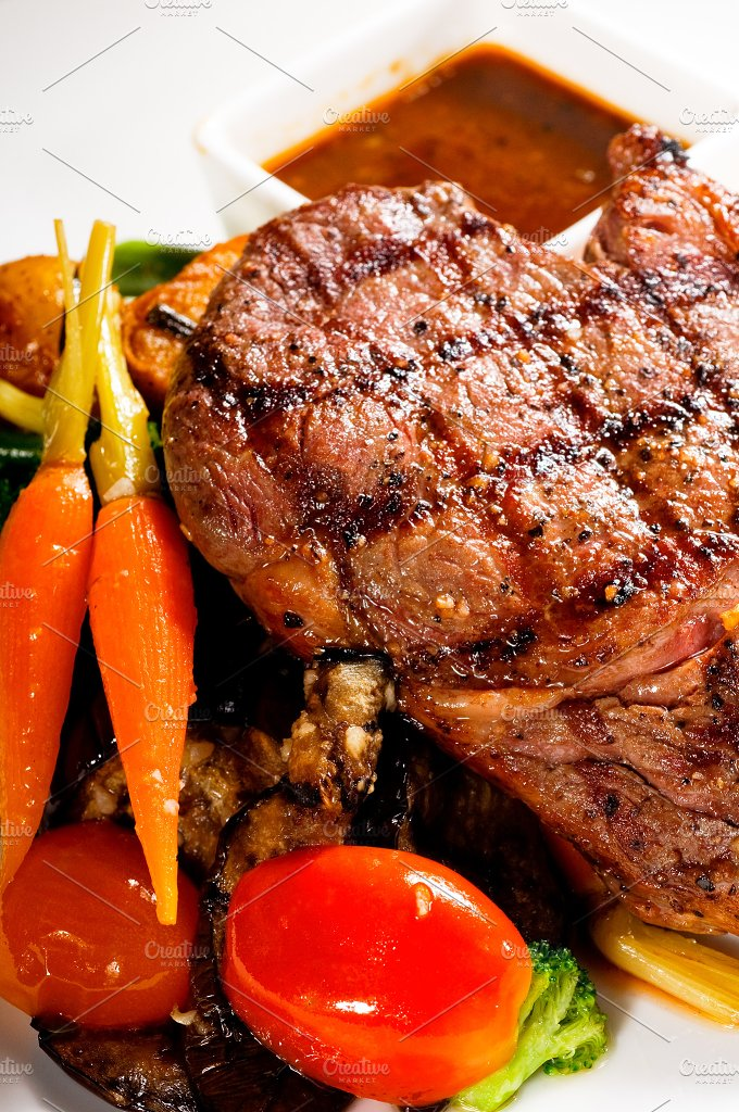 ribeye steak 06.jpg - Food & Drink