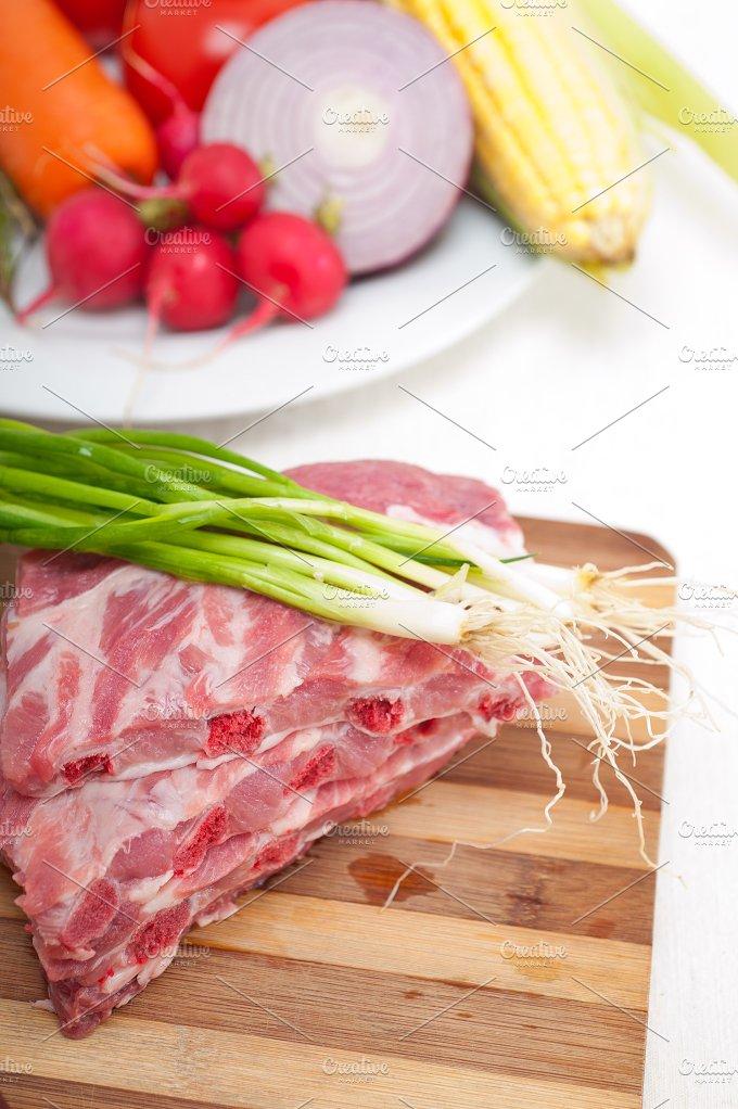 raw pork ribs 22.jpg - Food & Drink
