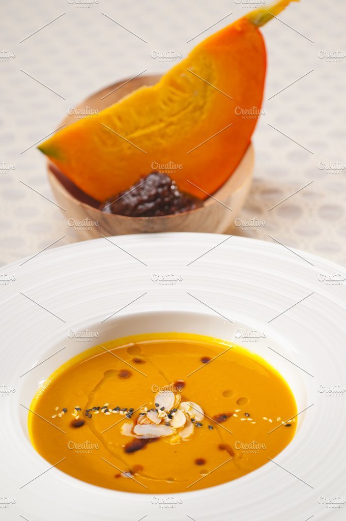 pumpkin soup 07.jpg - Food & Drink