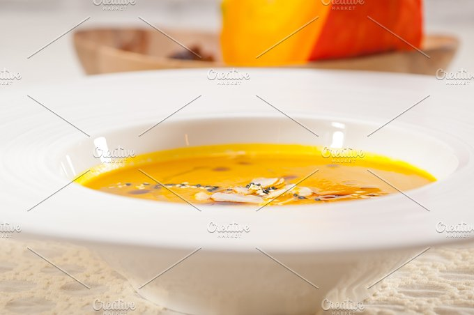 pumpkin soup 04.jpg - Food & Drink