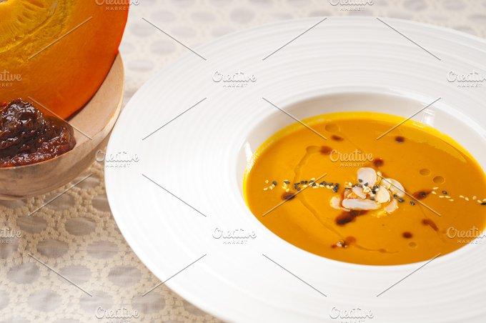 pumpkin soup 09.jpg - Food & Drink