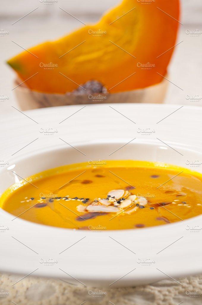 pumpkin soup 12.jpg - Food & Drink