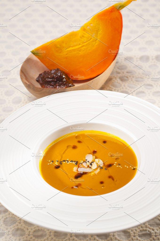 pumpkin soup 13.jpg - Food & Drink